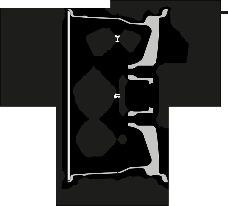 Aufbau einer Felge - Felgen ABC - Felgenaufbau im Überblick